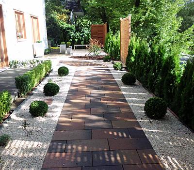Gartenweg Galabau Knof